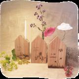 houten huisje mijn hart_